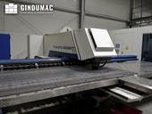 Left view of Trumpf Trumatic 5000 R machine