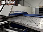 Right view of Trumpf Trumatic 5000 R machine