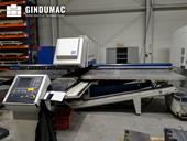 Front view of Trumpf Trumatic 5000 R machine