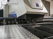 Working room of Trumpf Trumatic 3000 L Machine