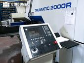 Right view 5 of Trumpf Trumatic 2000 R machine