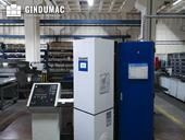 Back view of Trumpf Trumatic 2000 R Machine
