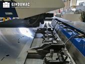 Working room 4 of Trumpf Trumatic 2000 R machine