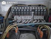 Detail of Trumpf Trumatic 2000 R machine