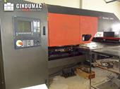 Left view of AMC TANTUS 256H Machine