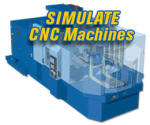 CNC Machine Simulation
