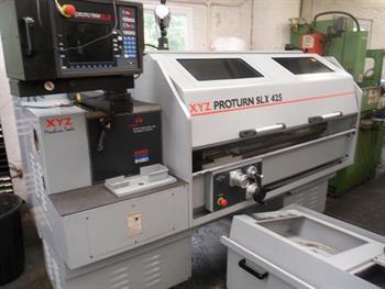 XYZ Proturn SLX 425 CNC Lathe (ST2065)