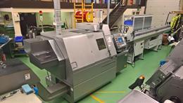 CITIZEN M32-V Sliding Headstock CNC Lathe