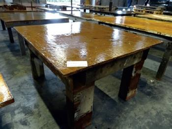 SELECTION OF FABRICATION TABLES