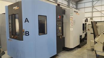 Doosan HP5100 Horizontal machining centre