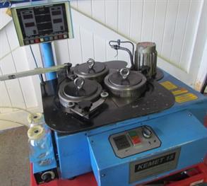 KEMET MODEL 15 LAPPING MACHINE