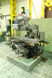 XYZ KRV 3000 TURRET MILLING MACHINE