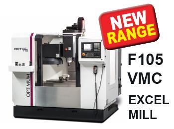 F105VMC EXCEL MILL