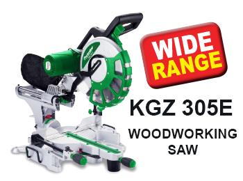 KGZ 305E Woodworking Saw