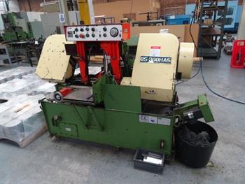 Mega Machine BS300HAS automatic horizontal band saw