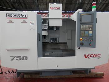 CINCINNATI V 750 VMC