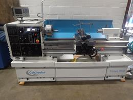 Colchester Triumph 2500VS x 1,250mm Gap Bed Lathe