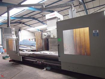 Anayak VH Plus 3000 CNC Bedmill