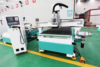 3 Axis Wood Routing CNC Machine AlphaCNC 1325 (1300*2500*200mm)
