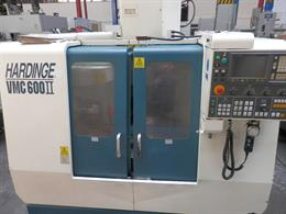 Hardinge VMC 600 II CNC Mill