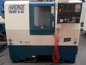 Hardinge Talent 6/45 CNC lathe