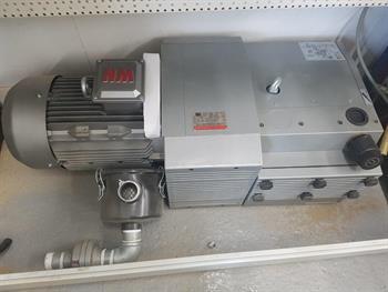 7.5kw Dry Rotary Vane Vacuum Pump
