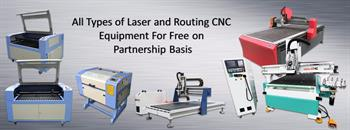 Free CNC Machinery Partnership Opportunity
