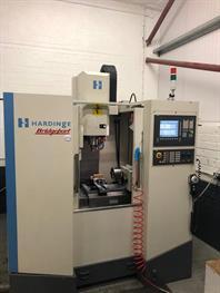 Hardinge Bridgeport 450P3 CNC Vertical Machining Centre.
