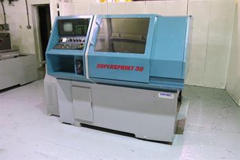 EMI-MEC Super Sprint 30 CNC Controlled Automatic