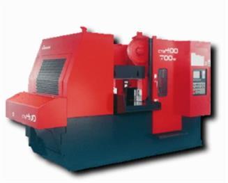 Amada CTB7040 CNC industrial carbide bandsaw