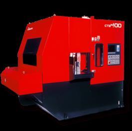 Amada CTB400 CNC Automatic Bandsaw