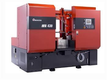 Amada HFA430 CNC automatic bandsaw machine