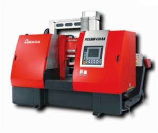 Amada PC430X/AX pulse cutting automatic bandsaw