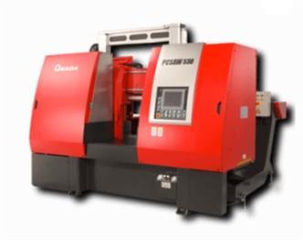 Amada PCSAW530AX pulse cutting automatic bandsaw