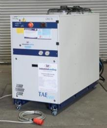 Industrial Cooling Systems TAE EVO 101 Water Chiller
