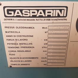 Gasparini Press Brake