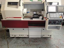 Harrison Alpha 1350 XS CNC Lathe