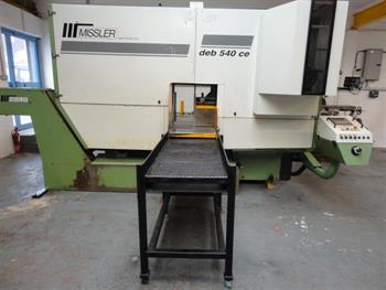 Missler Kasto DEB 540 CE Horizontal Band Saw