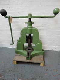 Norton 6 Ton Double Column Hand Press