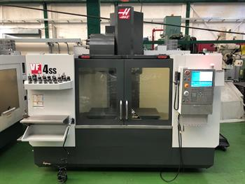 HAAS VF-4SS Vertical Machining Centre