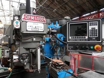 XYZ DPM 5000