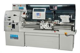 NEW EUROPA eturn VS390 Gap Bed Centre Lathe