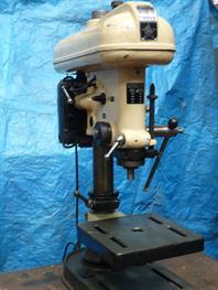 Fobco Star 1 Morse Taper 1/2? Bench Drill 240V