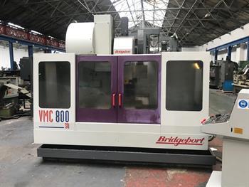 Bridgeport VMC 800 30