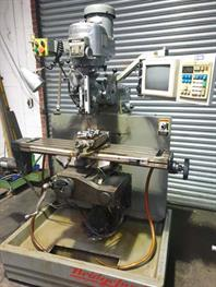 BRIDGEPORT SERIES 1 EZ-TRAK CNC TURRET MILL