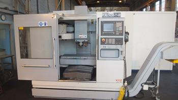 XYZ 1010 Vertical Machining Centre,