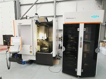 Mikron HEM 500U / WPT1