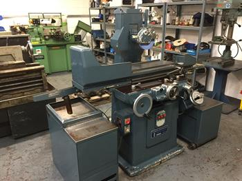 Jones & Shipman 1400 P Hydraulic Surface Grinder