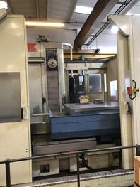 KURAKI KBT11WA Table Type CNC Horizontal Boring Machine