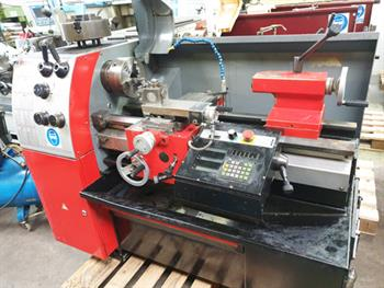 EMCO MAT 17D 340 x 700 STRAIGHT BED CENTRE LATHE